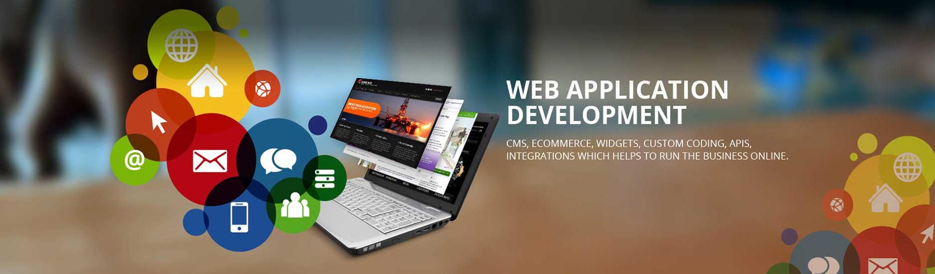 Web Application Development company Bangladesh